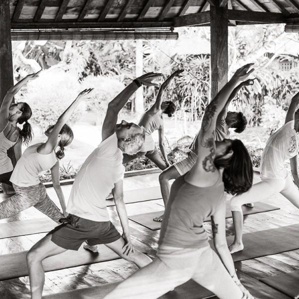 yoga schools in bali