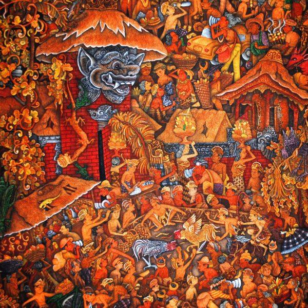 art culture desa seni