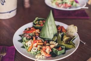 Desa Seni restaurant food