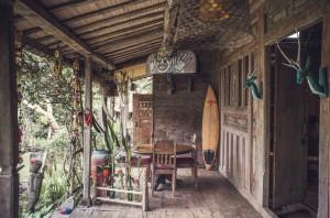 suite village house porch