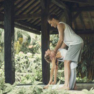yoga private retreat