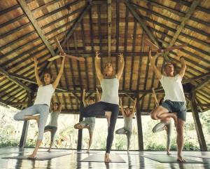 yoga classes in bali