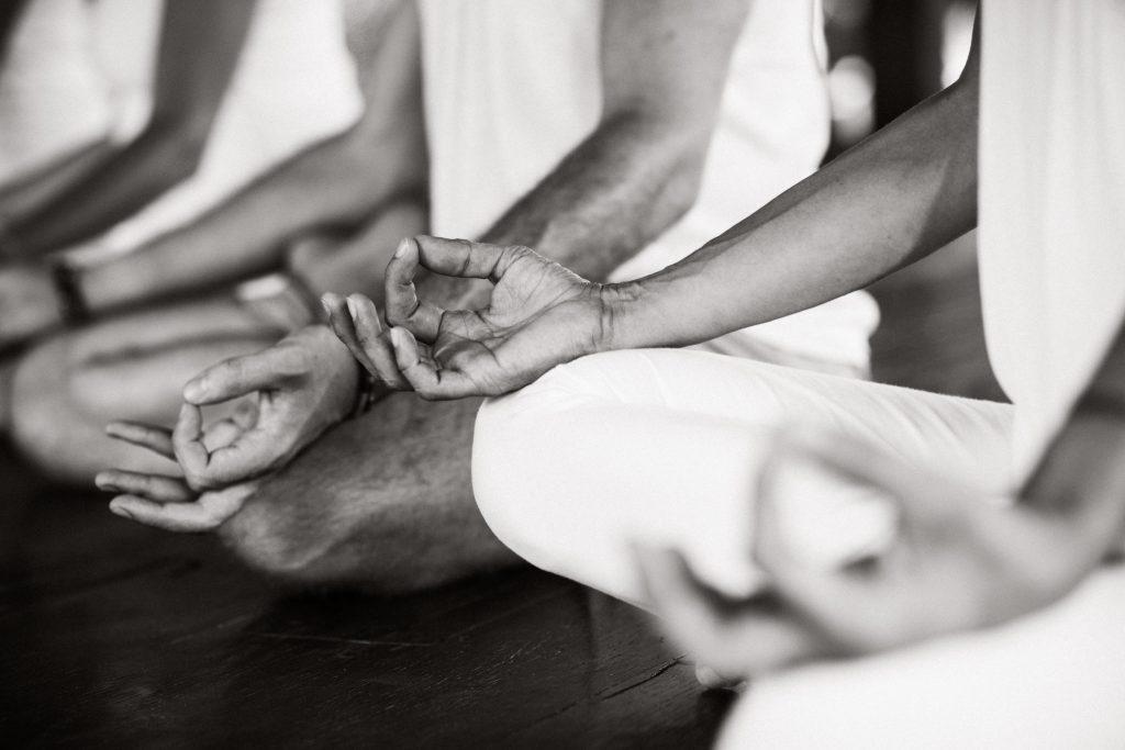 Meditation private retreat